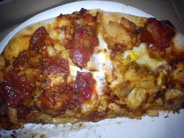 Pizza za 8 zł, czyli Grzechu w Serefe
