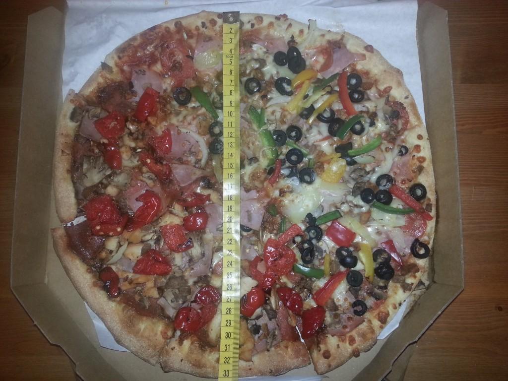 Extravaganzza, Piquante czy Texas BBQ, czyli lorraine testuje Domino's Pizza