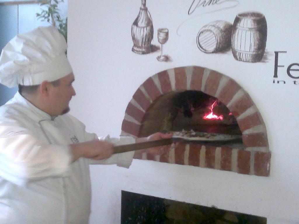 Festa in Tavola, czyli jak Paweł w Skarżysku pyszną pizzę zjadł