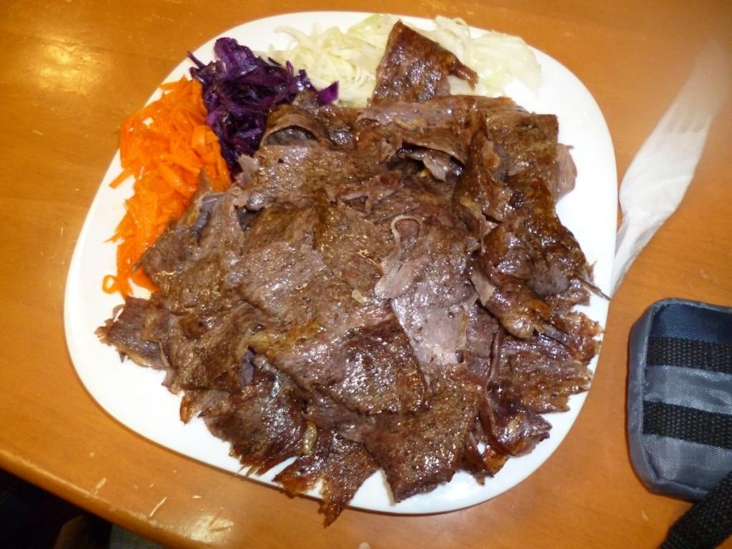 Dobry kebab w Sapko Kebab