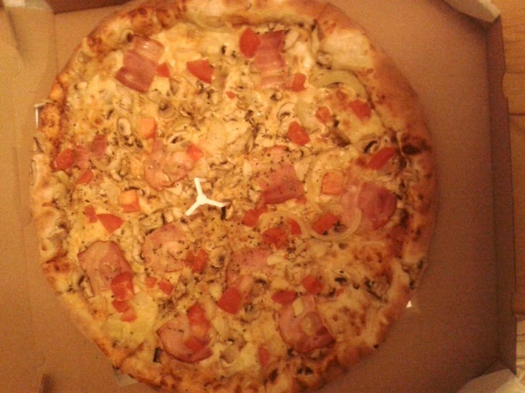 Pizza dla studenta, czyli Maestro Pizza