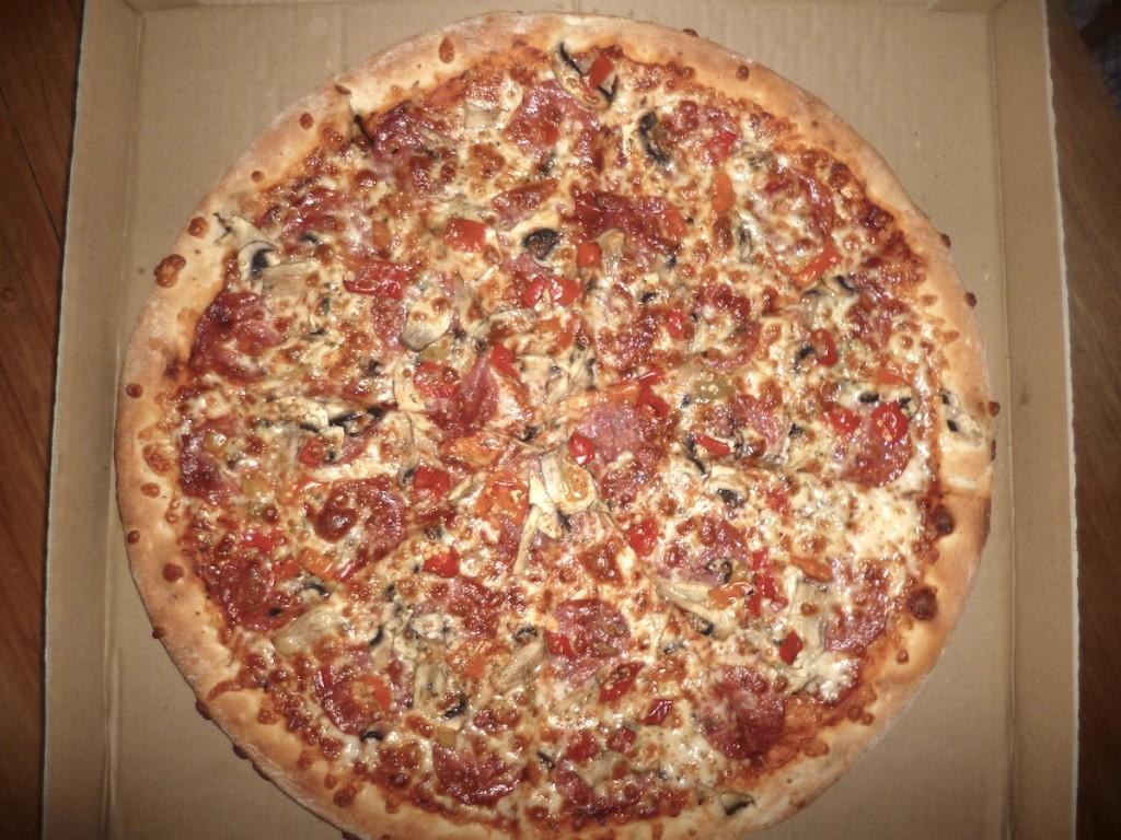 Pyszna Carbonara, wyrazista Pepperoni, czyli pizze z Oregano