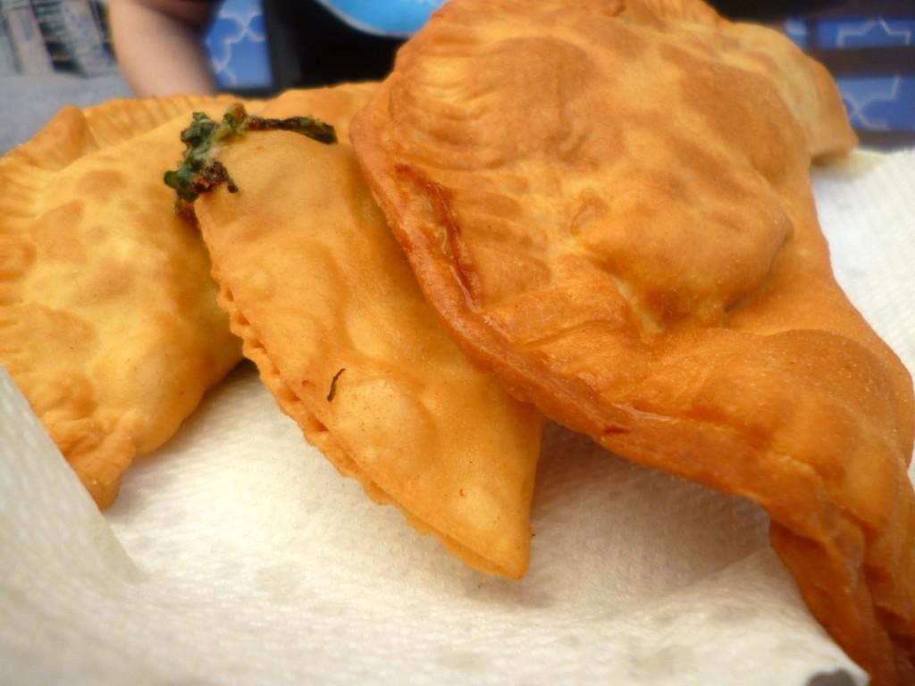 Wschodni street food, czyli czebureki i czuczwara