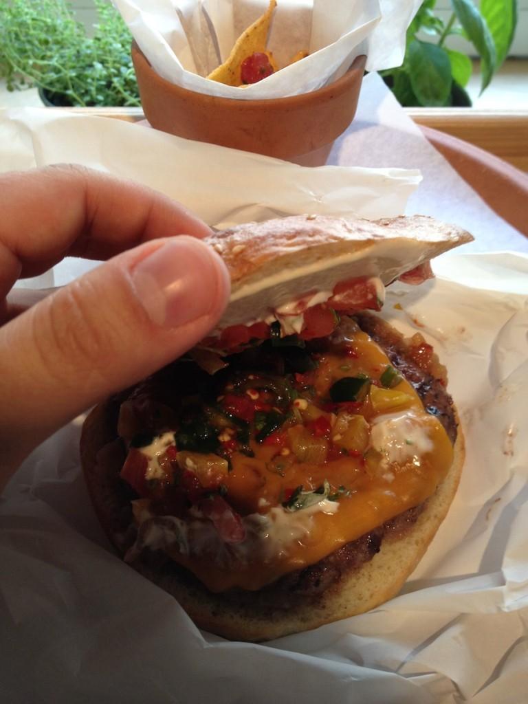 Dobry burger nie jest zły – Burger House w Poznaniu