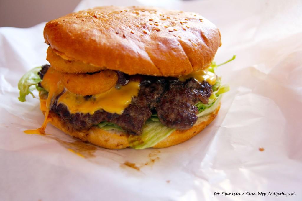 Corner Burger – miało być wspaniale …