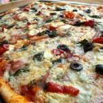 Wielkie czyszczenie lodówki, czyli pizza u Ponimirskich