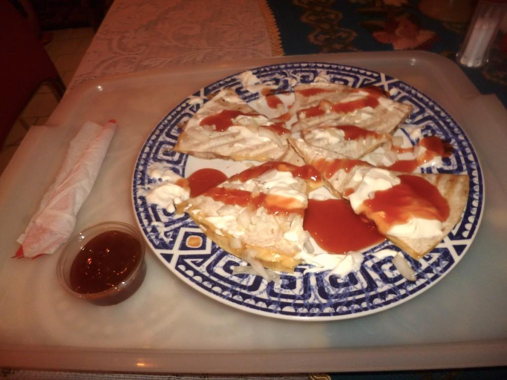 Czy w Kielcach można zjeść dobrą quesadillę? Część 1 – Strefa Chili