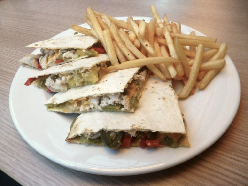 Czy w Kielcach można zjeść dobrą quesadillę? Część 3 – Yummie