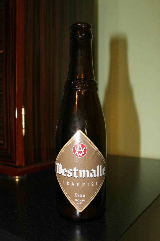 Piwo dla mnicha, czyli recenzja Westmalle Trappist Extra