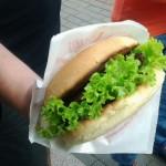Wegety nie potrzeba, czyli świetne burgery w Baranola Burger
