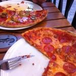 O tym jak Irmina dobrą pizzę we Wrocławiu jadła