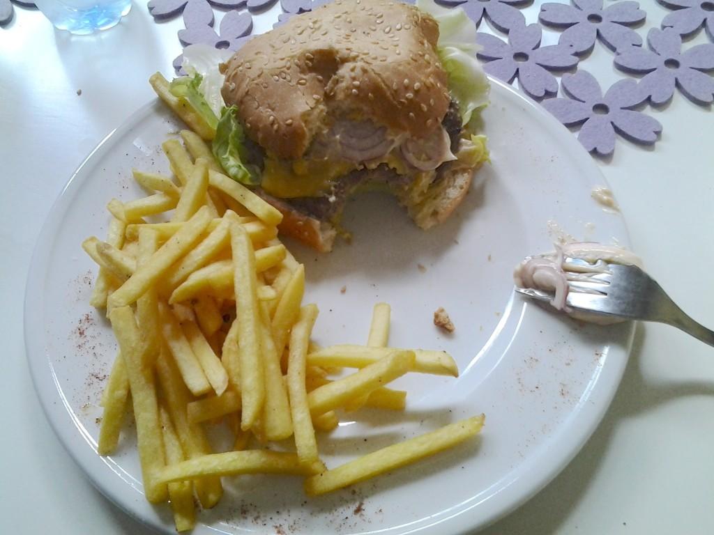 Antyburger w La Vendula
