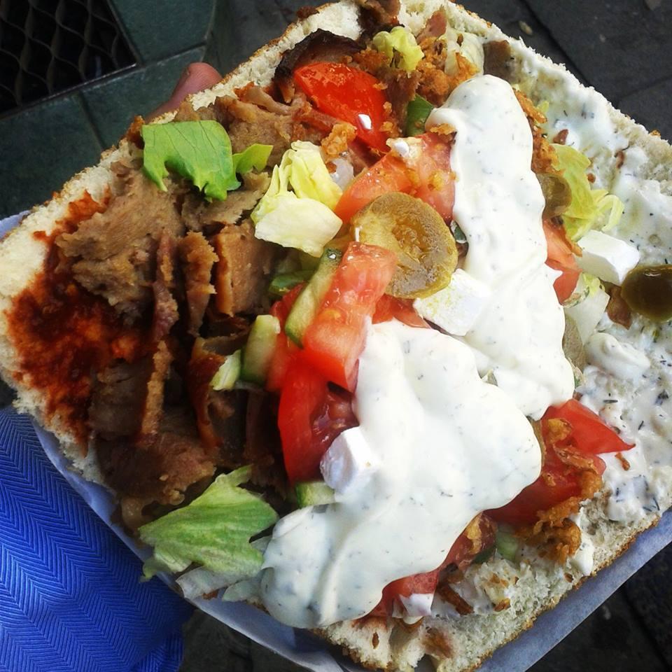 Qń w Kraszkebab, czyli najlepszy kebab w Poznaniu