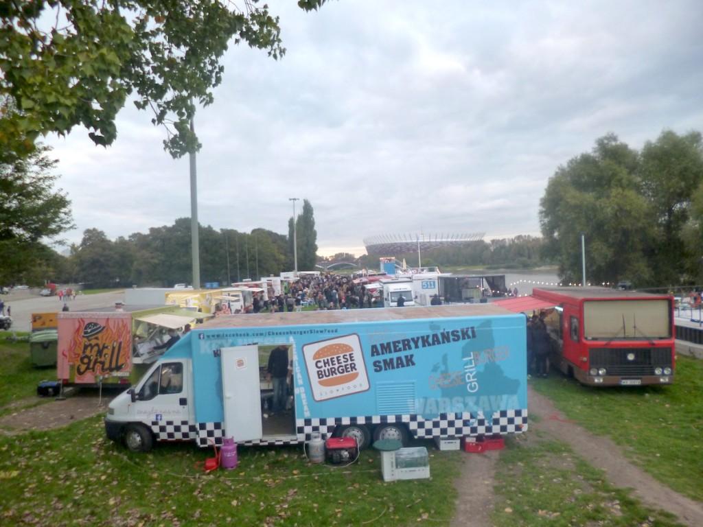 Łódź Street Food Festival – lista obecności