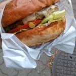 Carmnik, czyli burgery z sopockiego food trucka