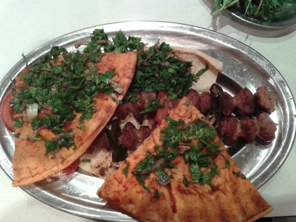 Renament w Libanie, czyli 13 kg smaków Bliskiego Wschodu