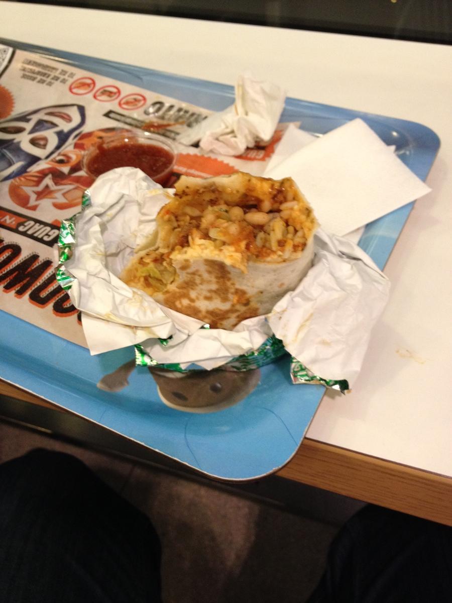 Krótka wizyta w piekle – burrito i Zemsta Luchadora w Guac'n'ole