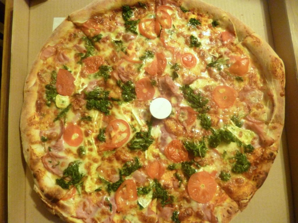 Zachciało nam się kebaba, więc zamówiliśmy pizzę