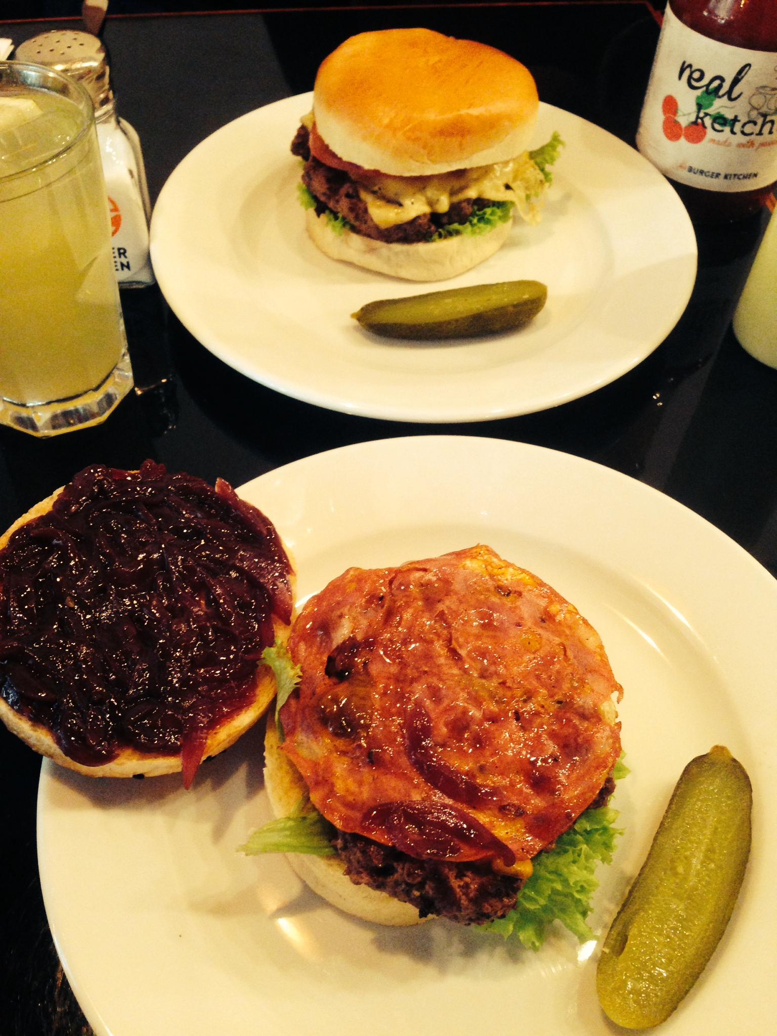 Totalne rozczarowanie, czyli Marcin w Burger Kitchen