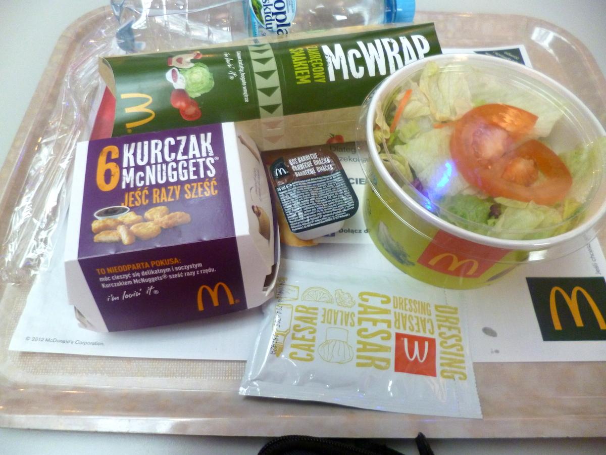 Kupony rabatowe do Maka, czyli jak zjeść taniej