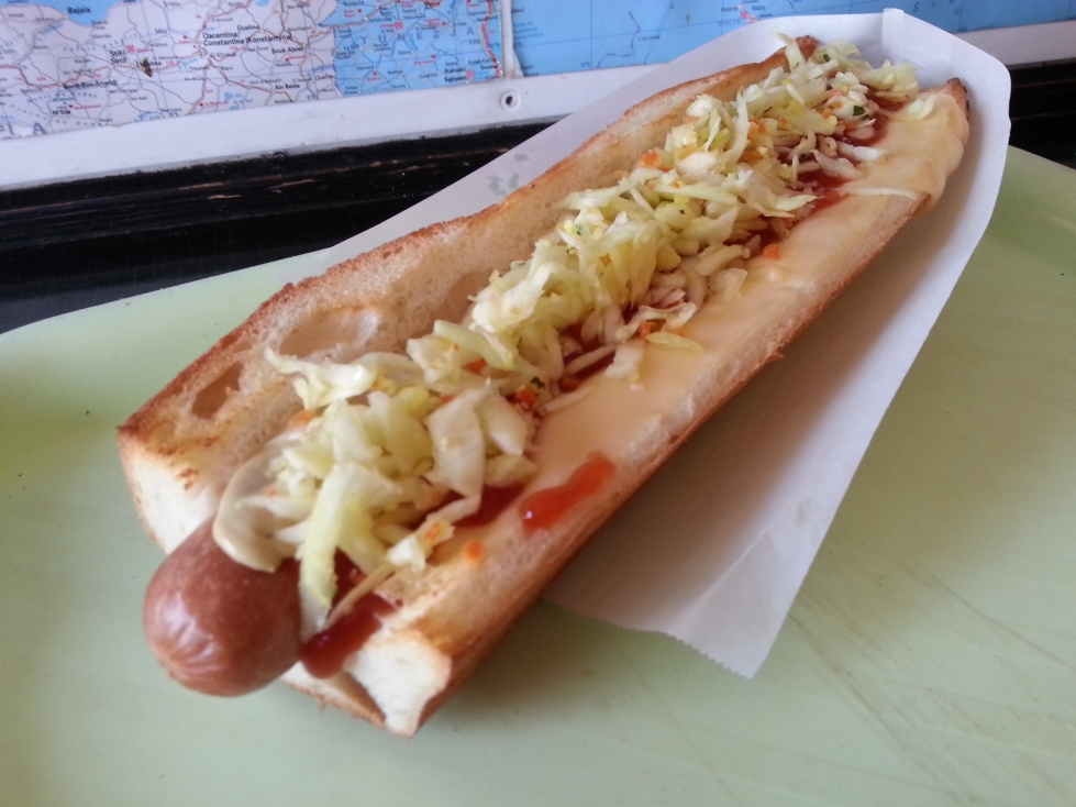 O Hot Dogach z pieca słów kilka