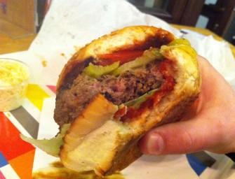 Jest potencjał, ale kilka rzeczy do poprawy, czyli gladysh w Burger Love