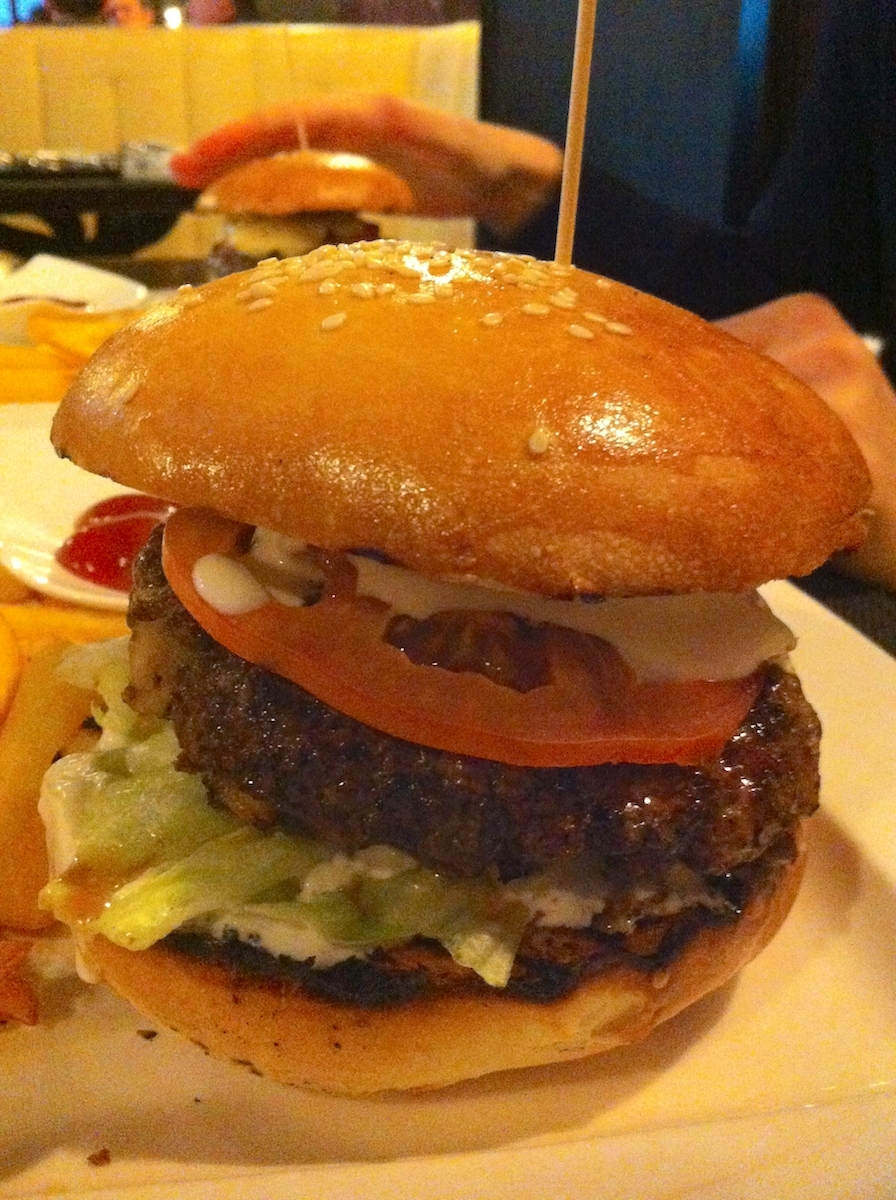 Najlepsze burgery we Wrocławiu wg gladysha, czyli Winners Pub