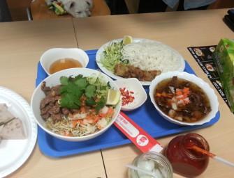 Tropem wietnamskich przysmaków. Część 2 – Nam Sajgon