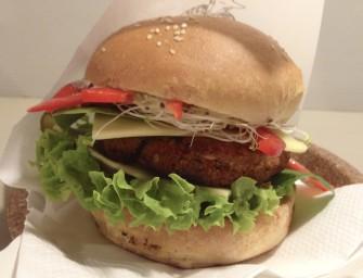 Tym razem kanapki bez mięsa, czyli wizyta w Krowarzywa