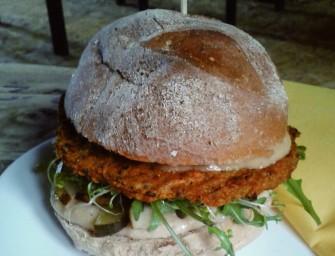 Czy  wege burgerom udało się zMIXować Qnia ?