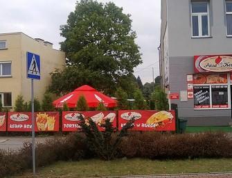 Kazek tortillę i chicken boxa testuje, czyli Pasa Kebap po raz drugi