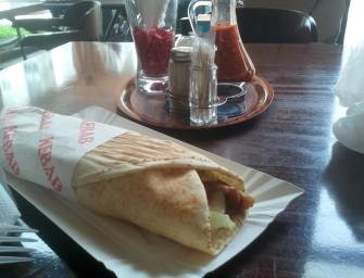 Po prostu dobry kebab, czyli wizyta w Adana Kebab