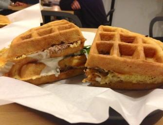 Gofry inaczej, czyli Waffle Bar i Sklep z Goframi