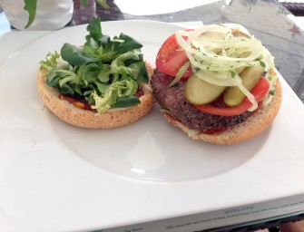 Niespełnione oczekiwania, czyli burgery w warszawskim Sheratonie