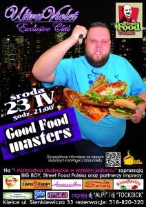 impreza studencka good food masters [Rozdzielczość Pulpitu]