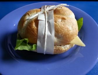Kanapki robione z sercem, czyli wizyta w La Baguette.
