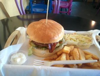 Boca Burgers w recenzji nadesłanej
