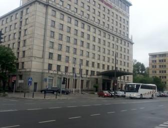 Mercure Warszawa Grand – noclegi i śniadania.