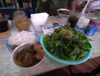 Bun Cha w Toan Pho