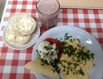 Śniadania warszawskie część 1
