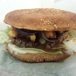 Quebec Burger, czyli Antler Poutine & Burger po raz drugi