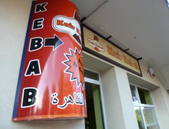 Kair w Krośnie, czyli Kazek na tropie fast foodów