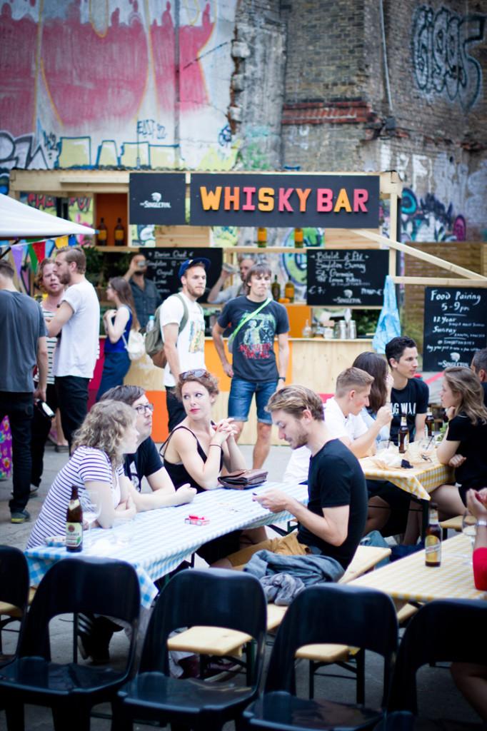 whiaky bar