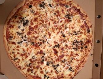 Pizza na imprezę, czyli Halo Pizza