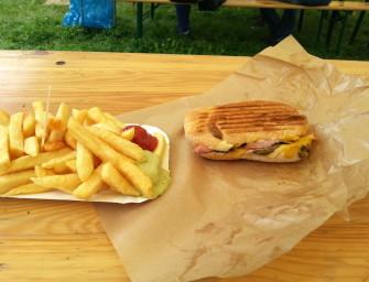 Burgery, golonka i kanapki. Street Food Polska Festival – wpis 1