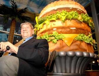 Bloger w ojczyźnie fast foodów. Etap 1 – szczegóły