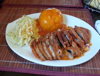 Kurczak, kaczka i sajgonki, czyli wizyta w Hanoi