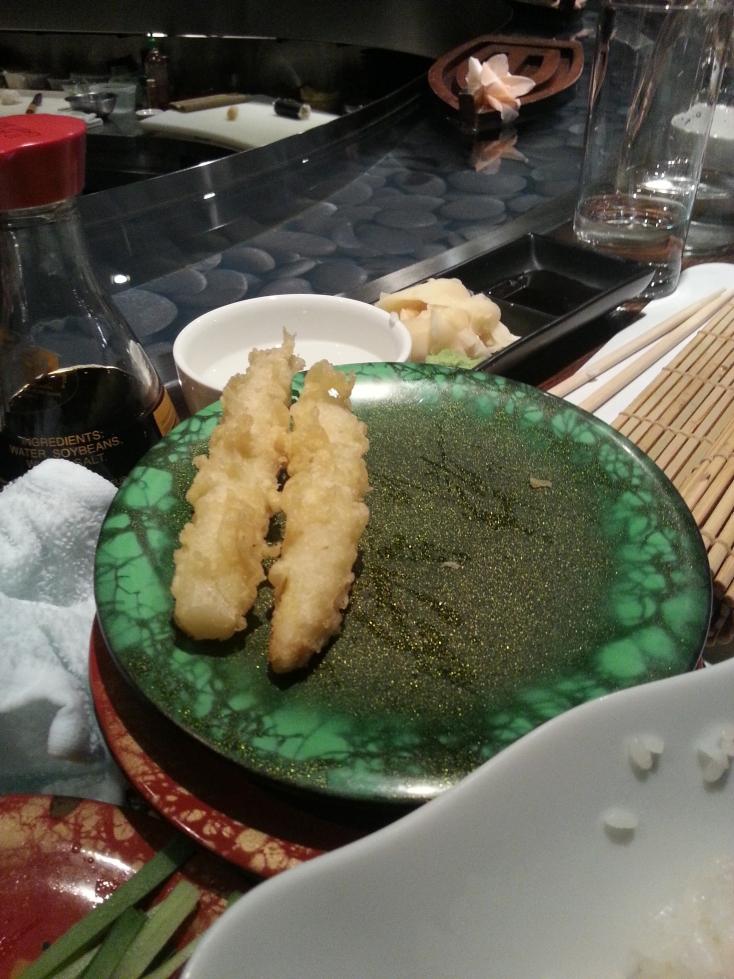 szparagi w tempurze
