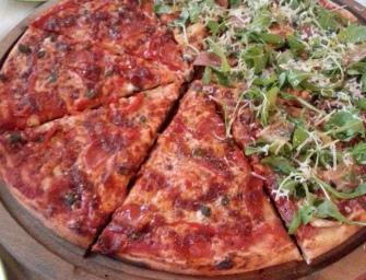 Po włosku na obiad, czyli Pizzeria Di Mazzarino