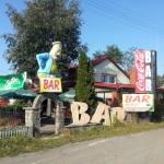 Golonka przy trasie, czyli Krokiet Bar
